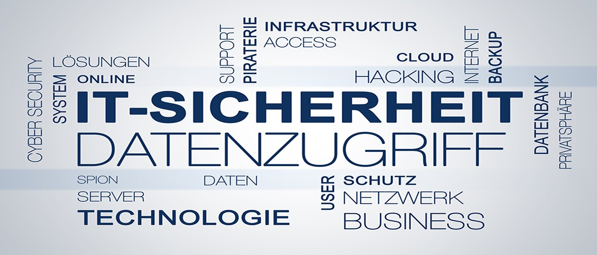 it-sicherheit cloud text